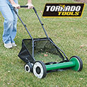 Tornado Tools Lightweight Reel Mower  - 88.88