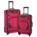 Fuschia Luggage Set - 79.99