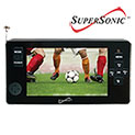 Supersonic SC-143 Portable 4 Inch Digital TV with USB - 79.99