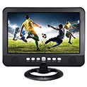 "QFX 10.1"" Rechargeable LCD TV - 79.99"
