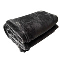 Softie Brand Charcoal Plush Blanket - 11.99