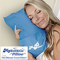 MyPillow Travel Pillow - 24.99