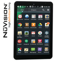 Nuvision TM785A520L 8 Inch HD WiFi Tablet - 69.99