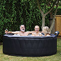 MSPA Premium P-MB04 4-Person Inflatable Bubble Spa - 699.99