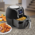 Zeny Products Electric Air Fryer - 1800 Watt - 69.99