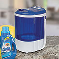 Zeny Mini Counter Top Washing Machine - 69.99