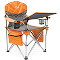 Creative Outdoors Orange i-Chair - 59.99
