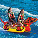 WOW Watersports Weiner Dog 2 Towable Tube - 139.99