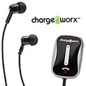 Chargeworx CX9020GR Bluetooth Headphone Adapter - 11.1