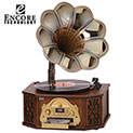 Wooden Gramophone System - 66.66