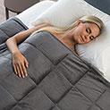Calming Comfort Weighted Blanket - 99.99