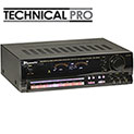 Technical Pro Black Receiver - 144.43