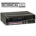 Technical Pro RXT505BT Receiver with Bluetooth - 139.99