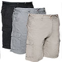 Men's Cargo Shorts - 3 Pack - 19.99