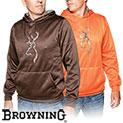 Browning Buckmark Sweatshirt - 14.99