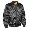 Flight Men's Black Jacket - 29.99