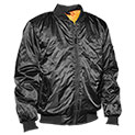 Flight Men's Black Jacket - 29.99