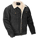 Original Deluxe Men's Black Corduroy Jacket - 24.99
