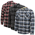 Burnside Men's Flannels - 3 Pack - 39.99