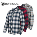 Burnside Men's Chambray Flannels - 3 Pack - 29.99