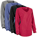Hanes Just My Size Women's Long Sleeve T-Shirts - 24.99
