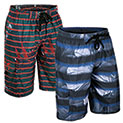 Original Deluxe Men's Blue Board Shorts - 24.99