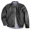Burks Bay Men's Textured Lamb Fashion Jacket - 94.99