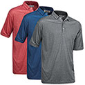 Feather Lite Men's Polo - 3 Pack - 26.99