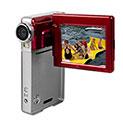Vivitar DVR975 10.1MP HD Digital Camcorder - Red - 49.99