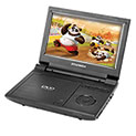 "Sylvania 9"" Portable DVD Player with Remote - 54.99"