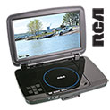 RCA 10 Inch Portable DVD Player with USB - 64.99