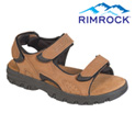 Brown Leather Strap Sandal - 24.99