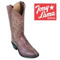 Tony Lama Lizard Skin Boots - 211.1