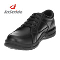 InStride Womens Courtside Shoes - Black - 33.32