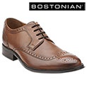 Bostonian Wing Tips - 66.66