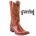 Men's Ferrini Teju Lizard Boots - 166.66
