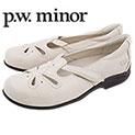 PW Minor Womens Natural Tia Shoes - 22.21