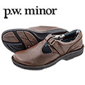 PW Minor Womens Bronze Sophia Shoes - 22.21