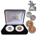 2-Cent/3-Cent Coin Set - 88.88