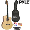 39in Acoustic Guitar w/Case - 99.99
