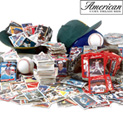 1000 Baseball Cards from 7 Decades - 49.99
