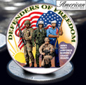 Defenders of Freedom Eisenhower Dollar - 22.99
