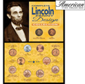 Complete Lincoln Penny Design Collection - 24.99