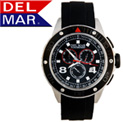 Del Mar® Rugged Swiss Chronograph Watch - 119.99