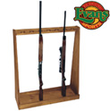 Wooden Standing Rifle Rack - 49.99