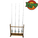 Wooden Standing Rod Rack - 49.99