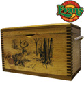 Standard Accesory Box with Rope Handles - 39.99