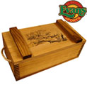 Accessory Crate with Rope Handles - 29.99