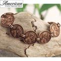 Copper Penny Bracelet - 39.99