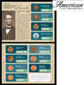 Historic Chronological Highlights of the Lincoln Penny - 29.99